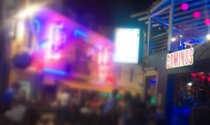 Domino's Bar, Albufeira