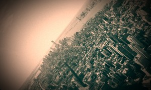 The Empire State Building, 86th Floor